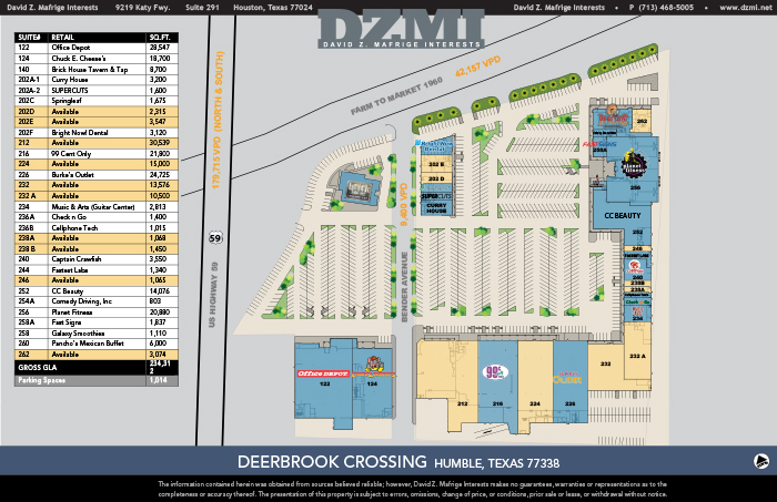 DeerbrookCrossing_Site Plan